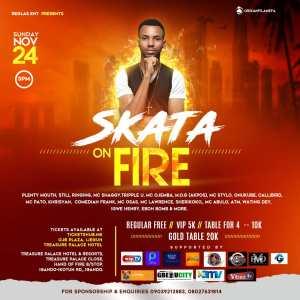 Skata On Fire