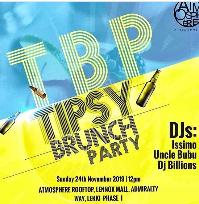 Tipsy Brunch Party