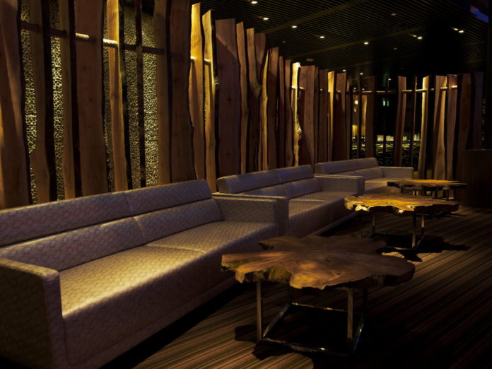 Tribes Luxury Waterfront lounge