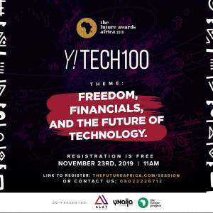 Y! Tech100