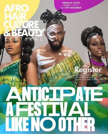 Afro Hair Culture and Beauty Festival