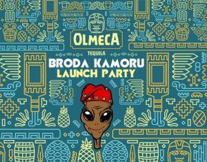 Broda Kamoru Launch Party