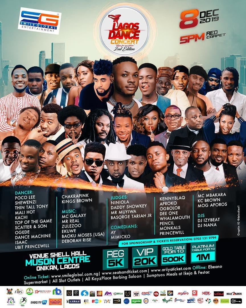 Lagos Dance Concert