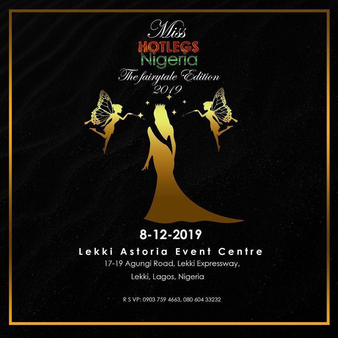 Miss Hotlegs Nigeria
