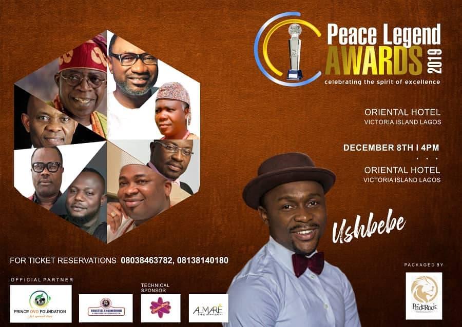 Peace Legend Award