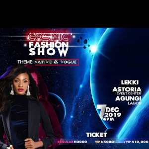 The Cosmic Fashion Show