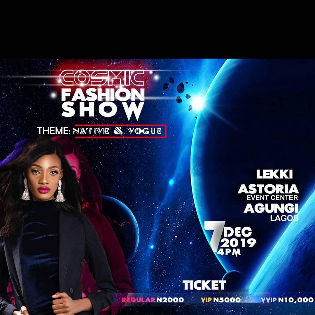The Cosmic Fashion Show