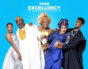Your Excellency Movie Premiere