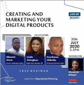 Creating and Marketing Your Digital Products