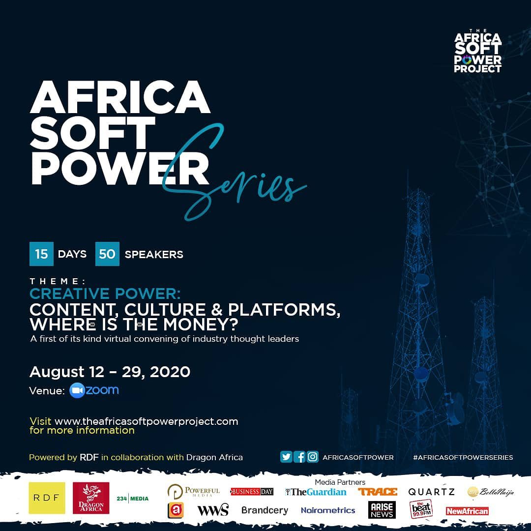 Africa Soft Power Series