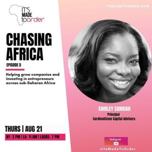 chasing Africa
