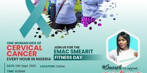 EMAC #SMEARIT Fitness Day