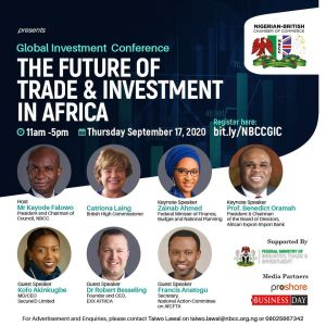 Global Investment Conference