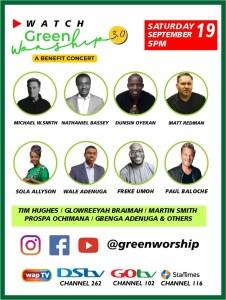Green Worship