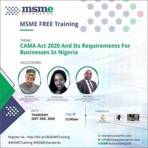 MSME Free Training