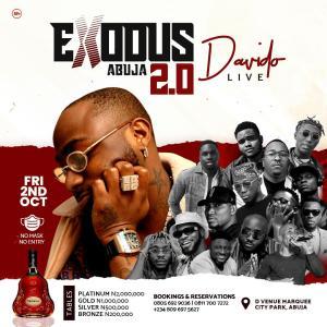 Exodus Abuja 2.0
