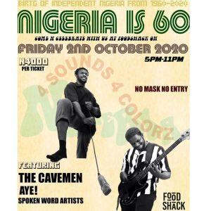 Nigeria is 60