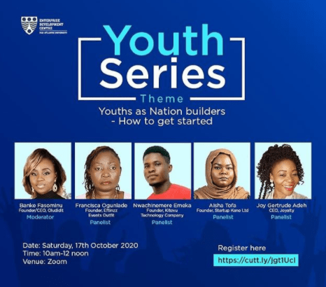 Youths As Nation Builders- How To Get Started