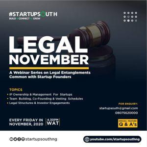Legal November