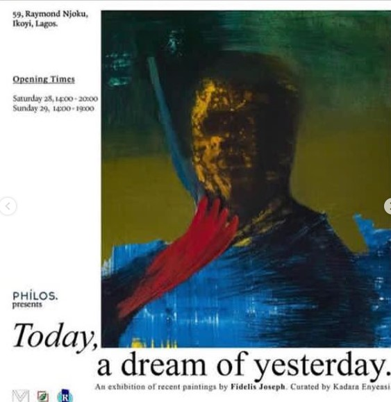 Today, a Dream of Yesterday