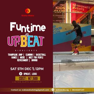 Funtime at Upbeat