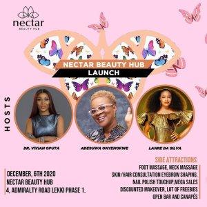 Nectar Beauty Hub Launch