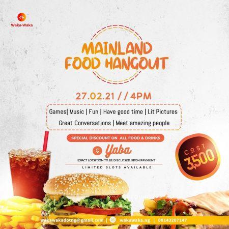 Mainland Food Hangout