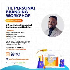The Personal Branding Workshop