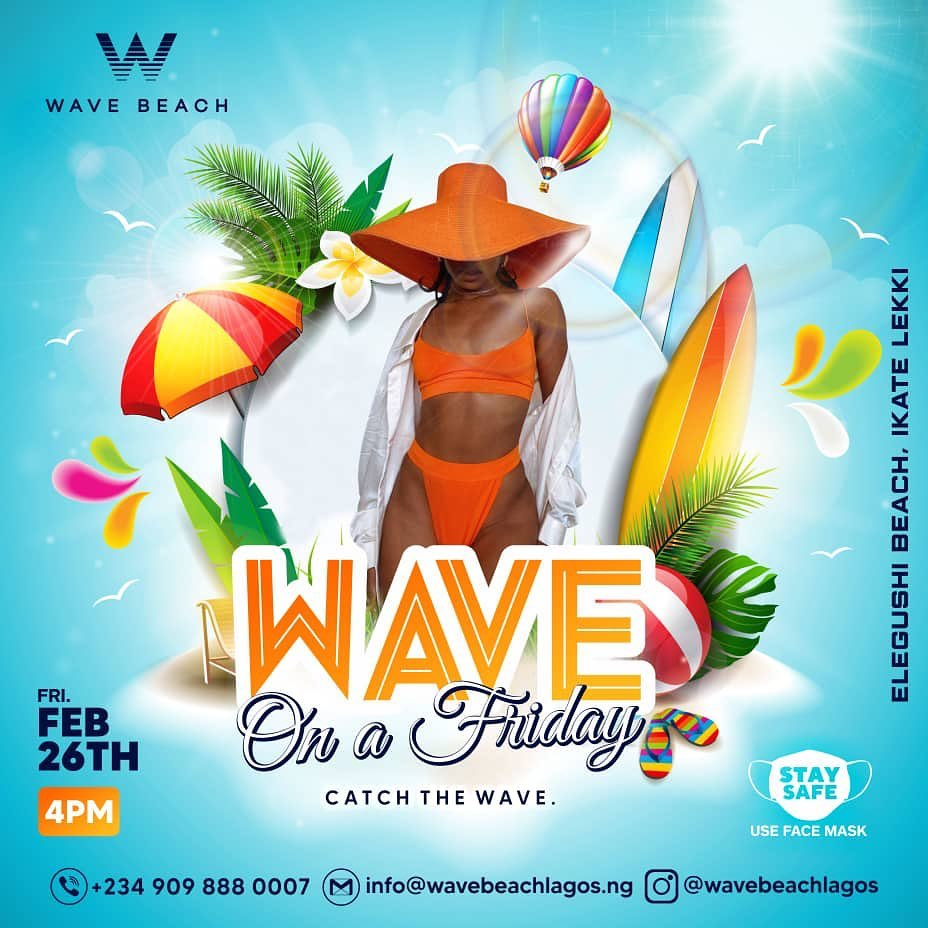 Wave on a Friday