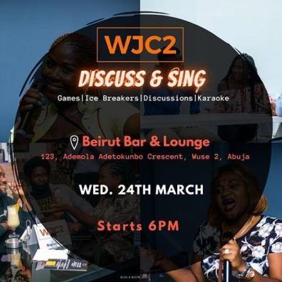 Discuss & Sing