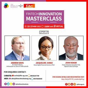 Fintech Innovation Masterclass