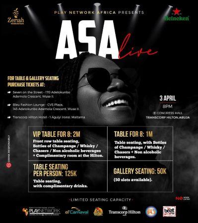 Asa Live