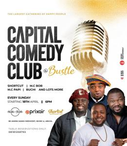 Capital Comedy Club