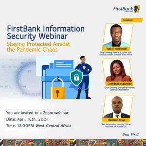 Firstbank Information Security Webinar