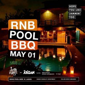 RnB Pool BBQ