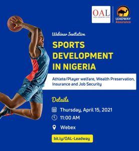 Sports Development In Nigeria