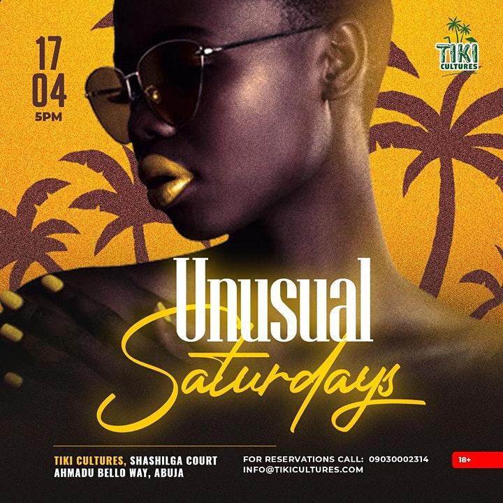 Unusual Saturdays