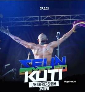 Seun Kuti Live