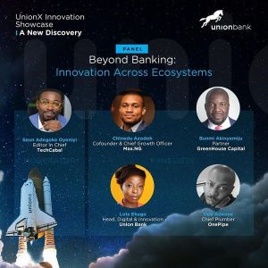 Unionx Innovation Showcase