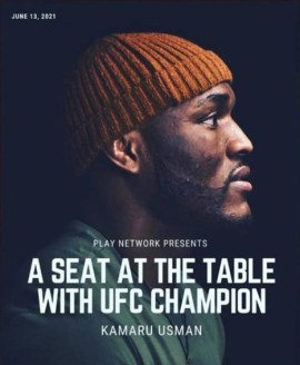 A Seat at the Table with UFC Champion