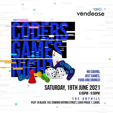 Coders Games Night