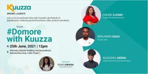 Kuuzza Brand Launch
