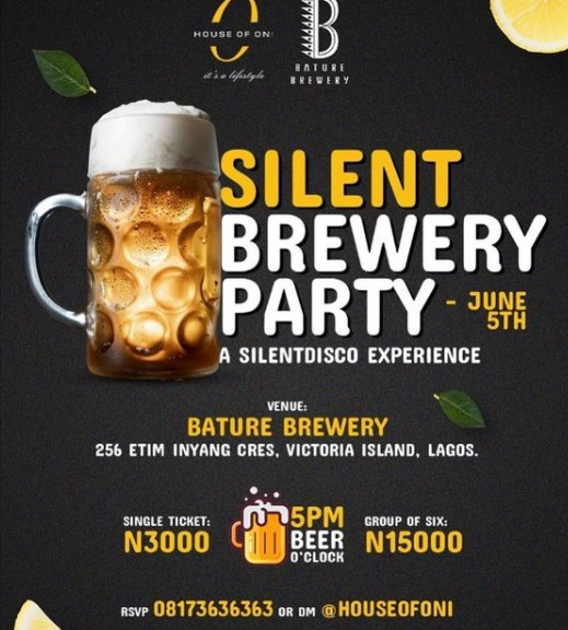 Silent Brewery Party