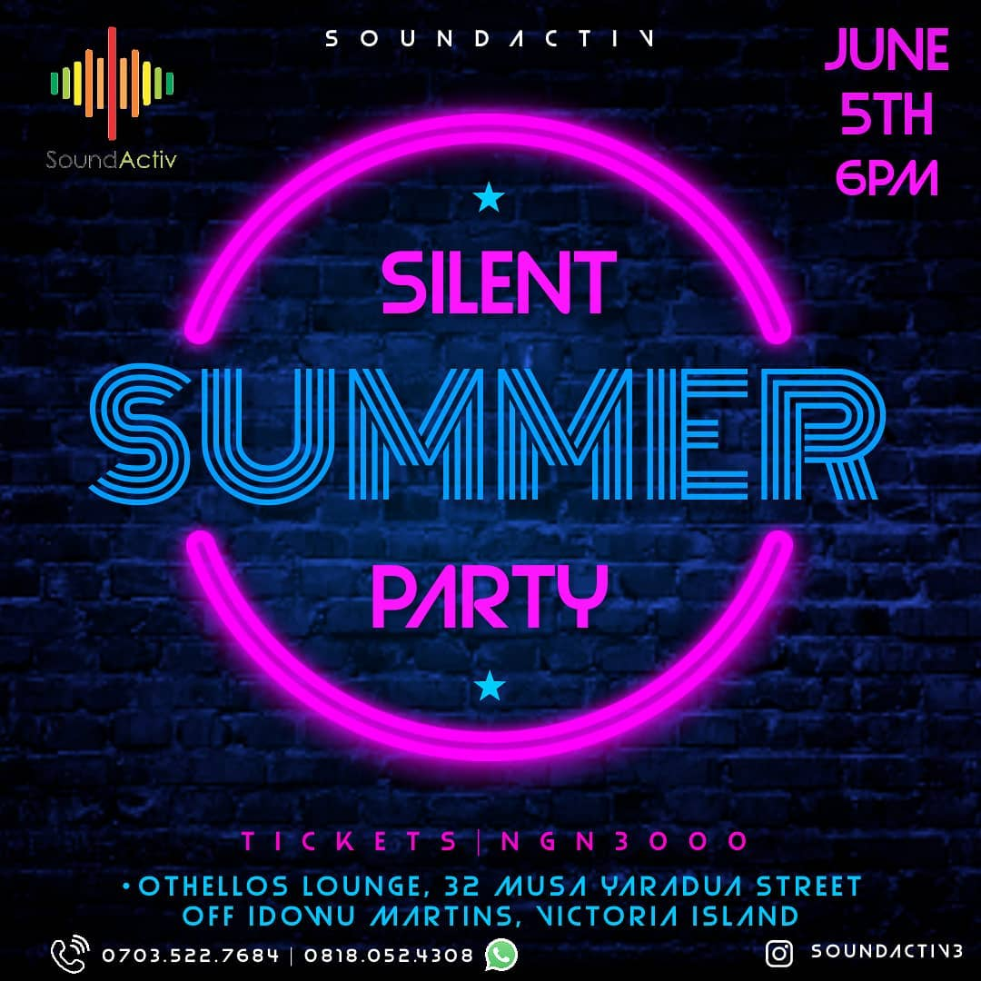 Silent Summer Party