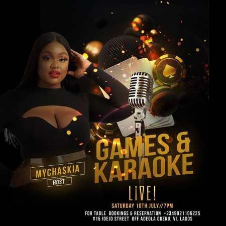 Games & Karaoke