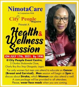 Health & Wellness Session