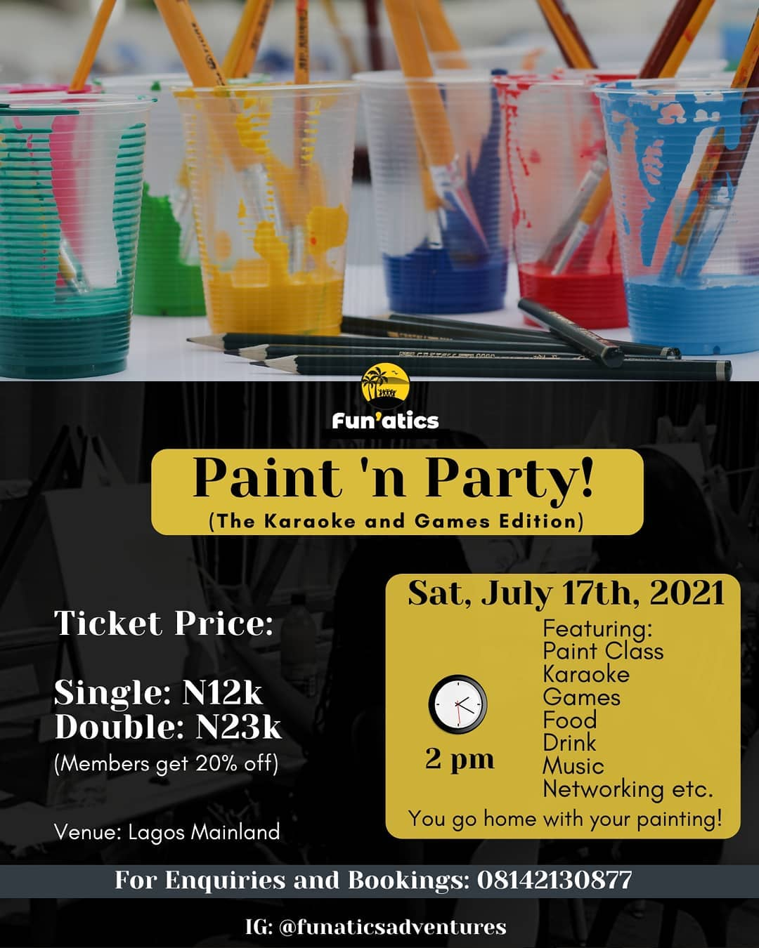 Paint 'n Party