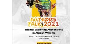 Authors Talk 2021