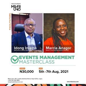 Event Management Masterclass