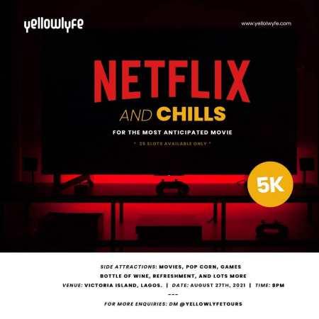 Netflix and Chills
